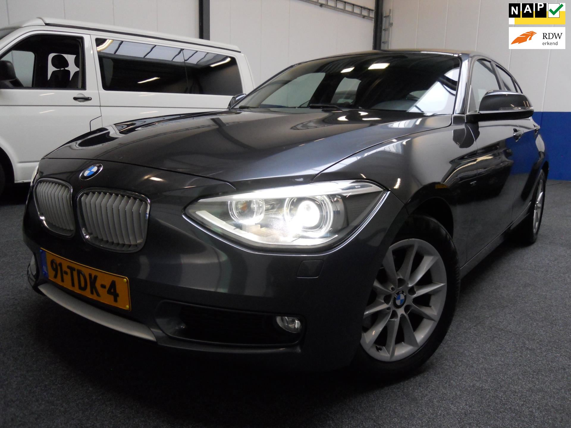 BMW 1-serie occasion - B.Z. Auto's &Campers