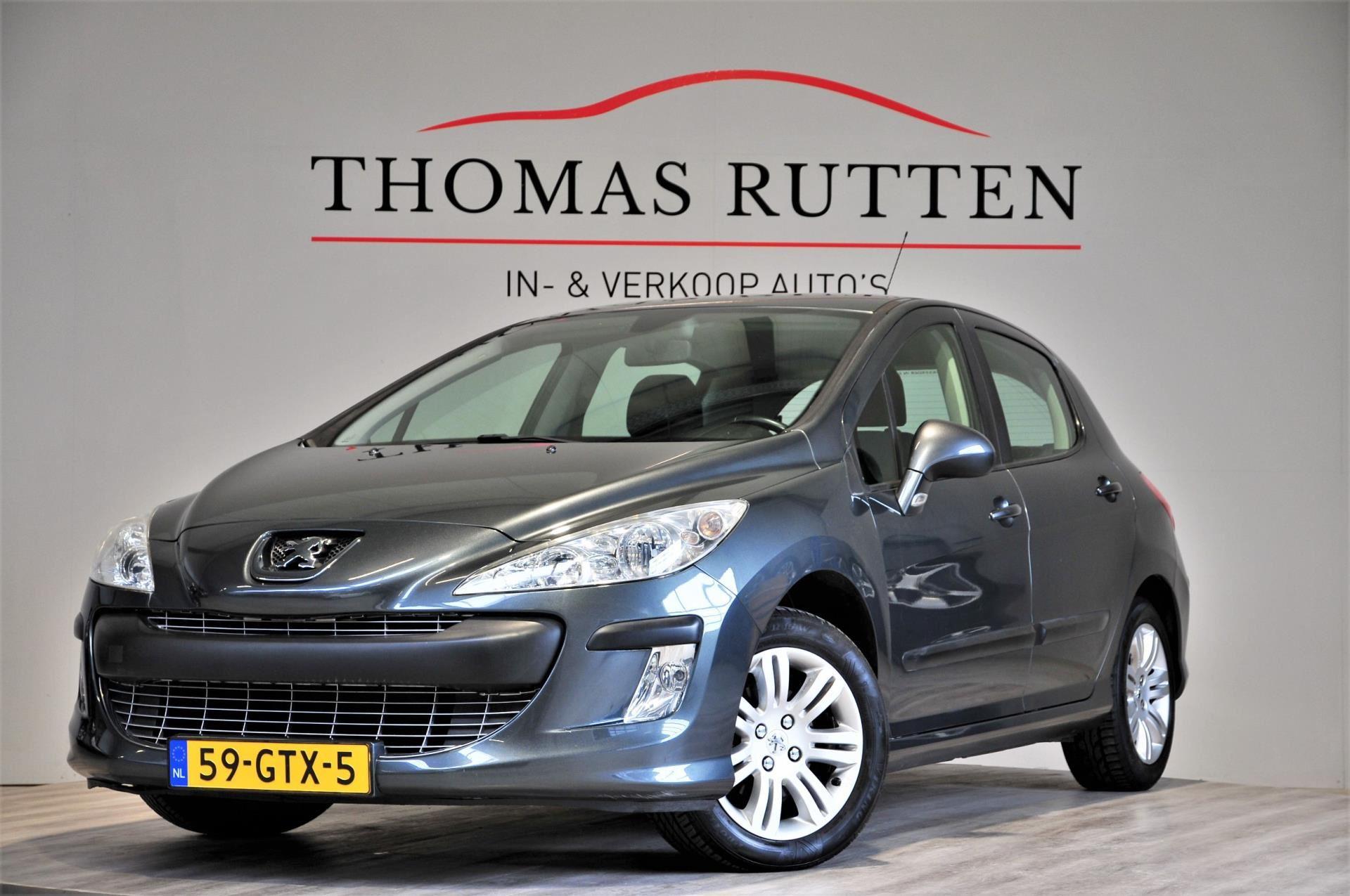 Peugeot 308 occasion - Autobedrijf Thomas Rutten