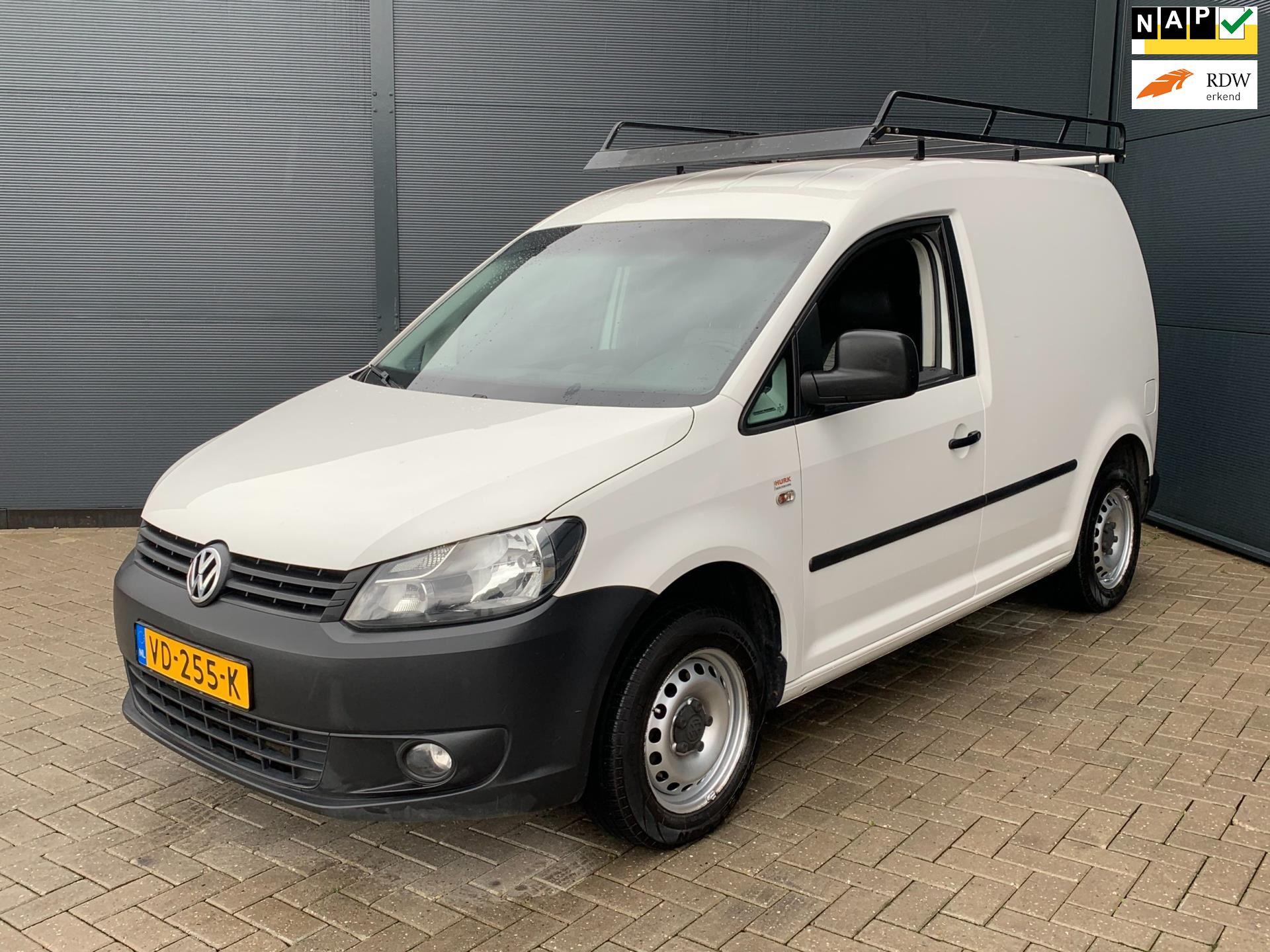 Volkswagen Caddy occasion - Van den Brom Auto's