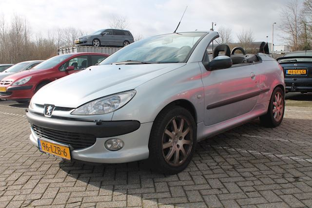 Peugeot 206 CC occasion - WSR Transport