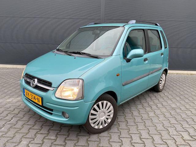 Opel Agila 1.0-12V Comfort bouwjaar 2003