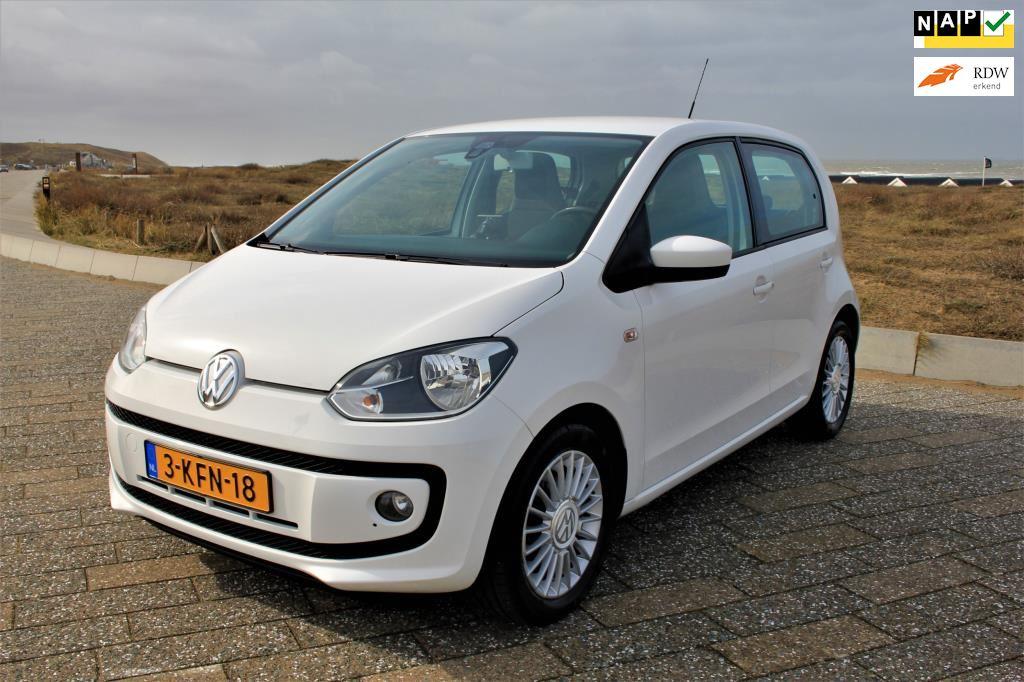 Volkswagen Up occasion - Automobiel- en Garagebedrijf Seinpost B.V.