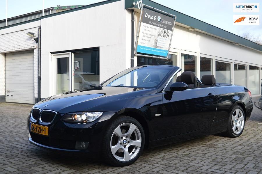 BMW 3-serie Cabrio occasion - D van E Occasions