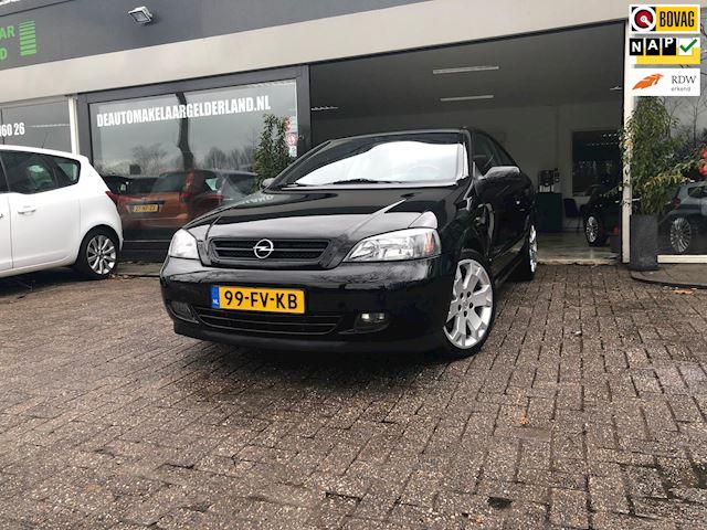 Opel Astra Coupé 1.8-16V/Nw Apk/Airco/Leder/Stoelverwarming