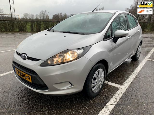 Ford Fiesta occasion - RT Autos