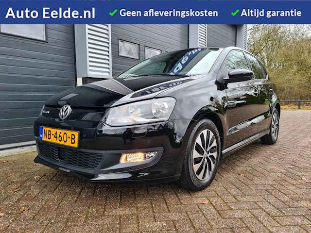 Volkswagen Polo 1.0 TSi 5DRS Automaat Connected + Camera + Navi + Stoelverwarming + Clima + Parkeersensoren + Cruise!