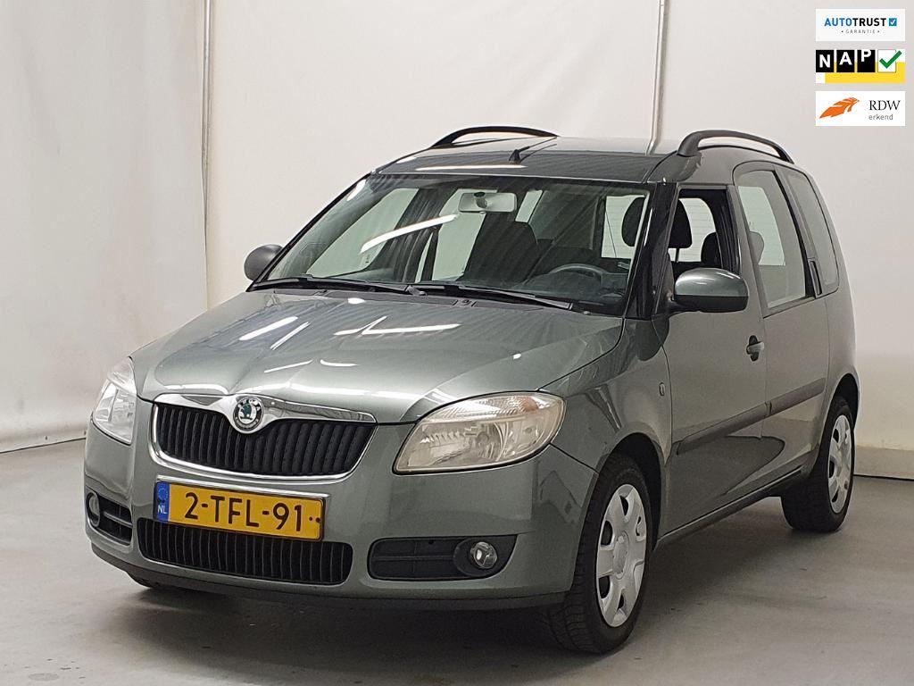 Skoda Roomster occasion - Autobedrijf De Kronkels