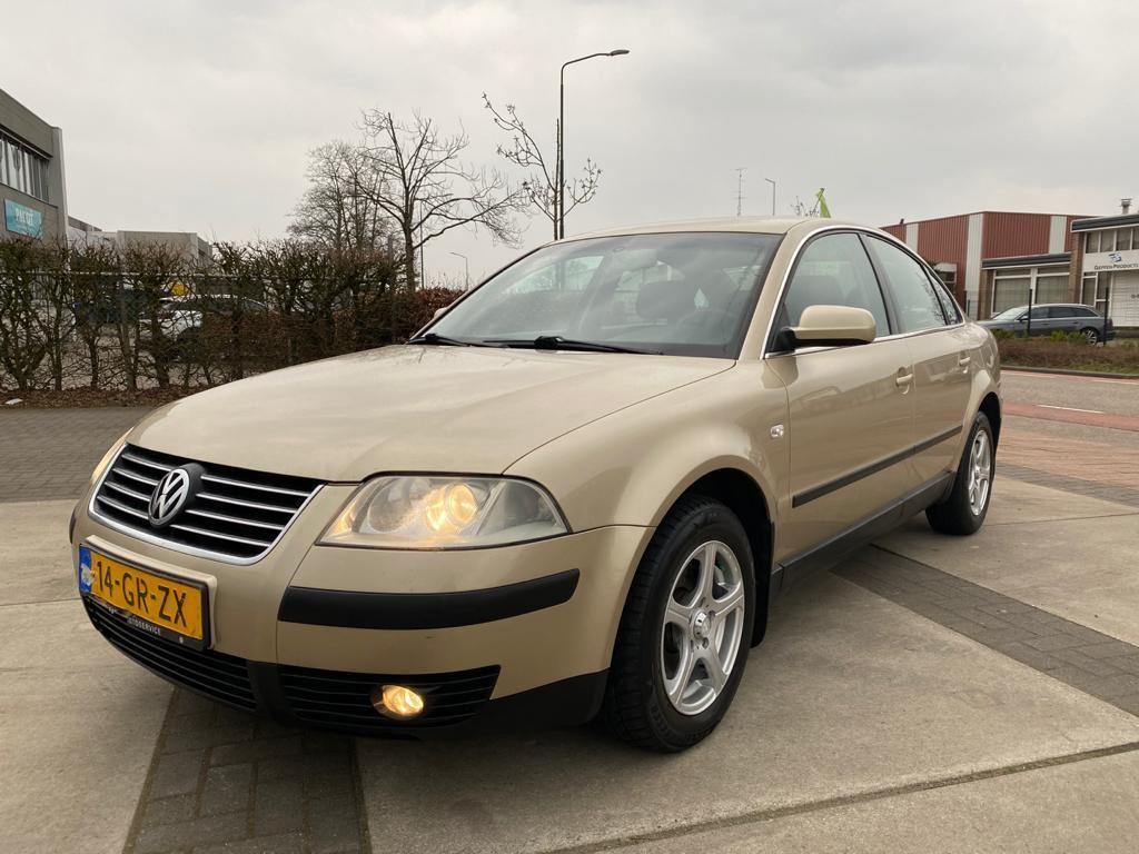Volkswagen Passat occasion - A2 Auto's