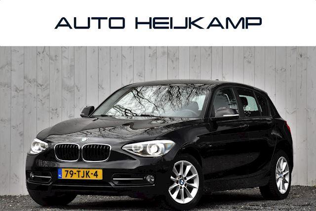BMW 1-serie 118i Business | Xenon | Navi | NL-Auto!