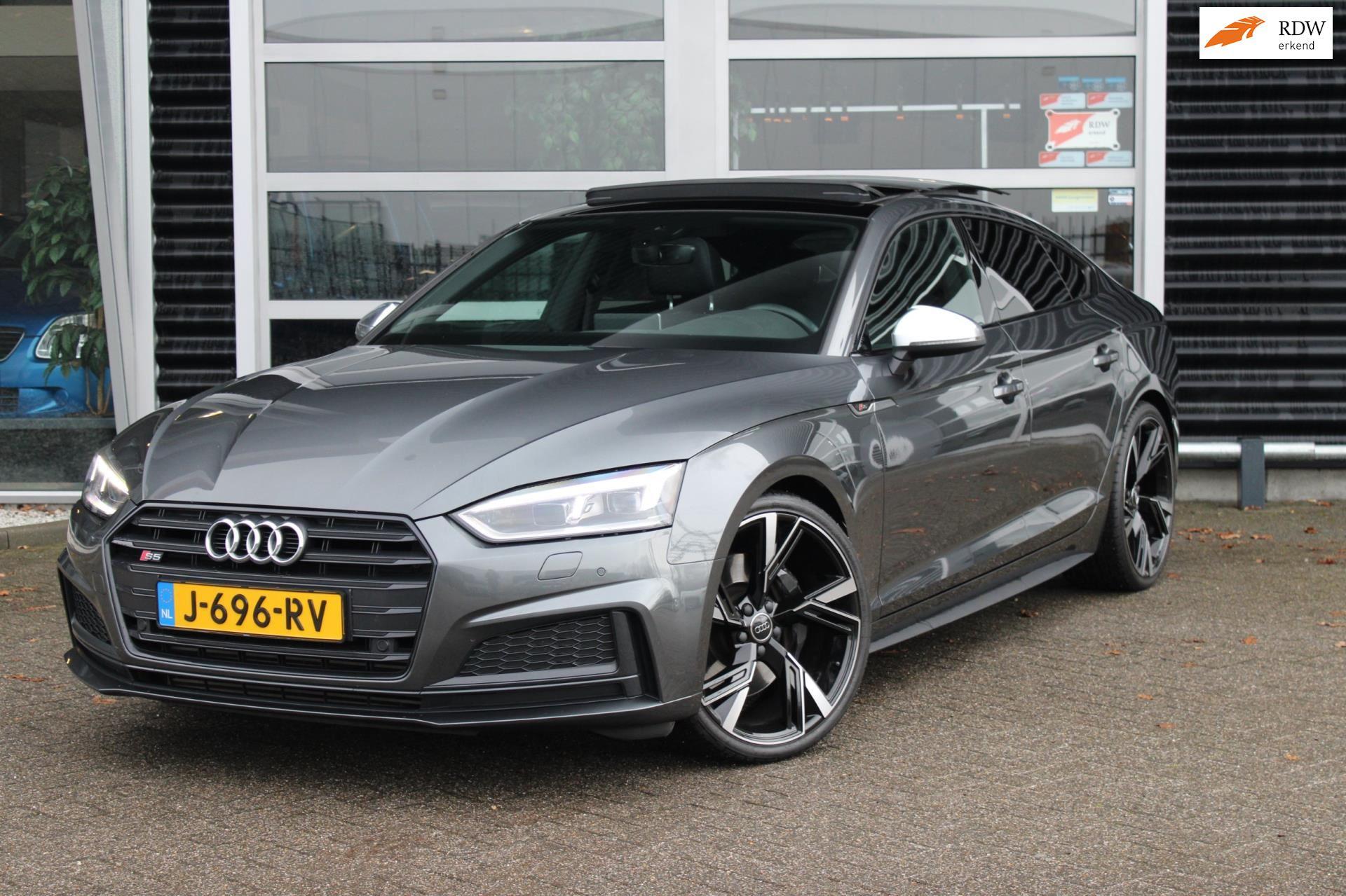 Audi S5 Sportback occasion - Van den Boom Autobedrijf