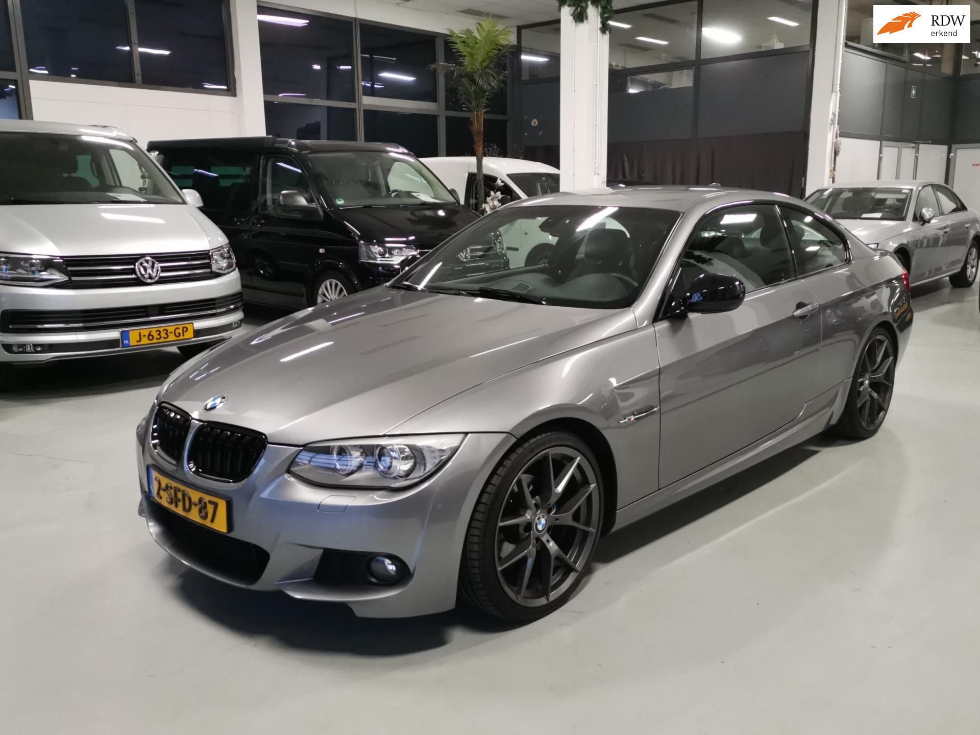 BMW 3-serie Coupé occasion - Auto Square