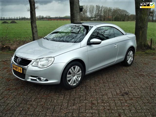 Volkswagen Eos occasion - Auto Lowik