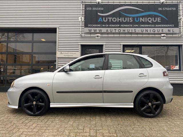 """Seat Ibiza 1.4 Stylance, Cruise/Climate control """"exclusieve,Blikvanger"""""""