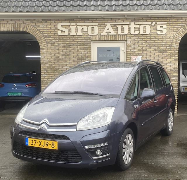 Citroen Grand C4 Picasso 1.6 VTi Attraction 7 Persoons Bj 2011