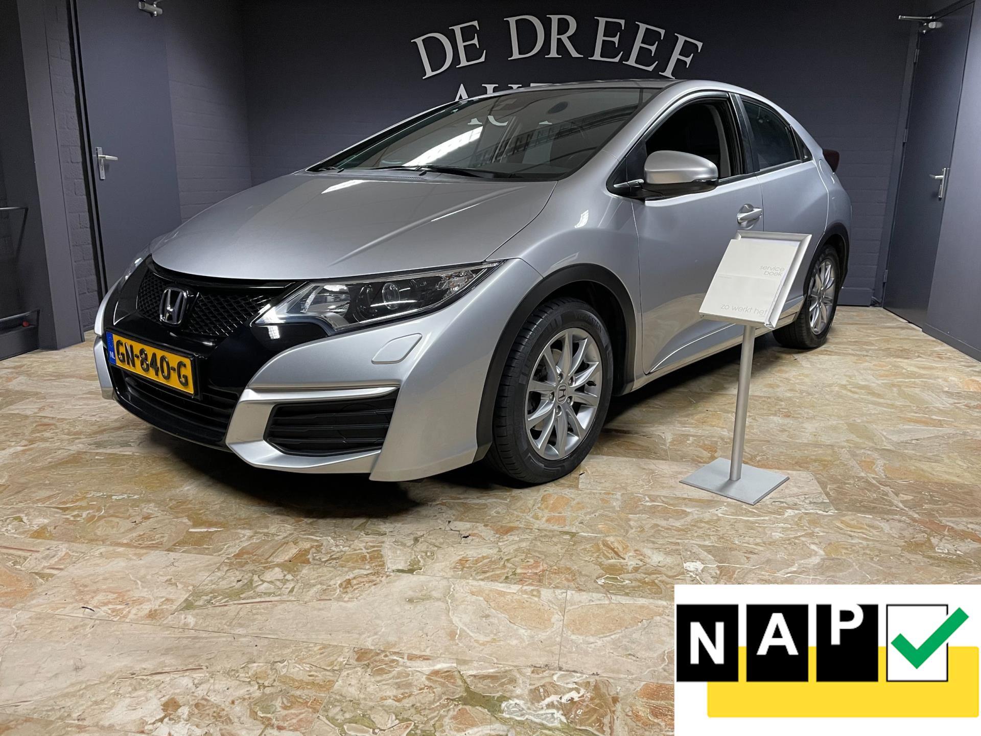 Honda Civic occasion - De Dreef Auto's