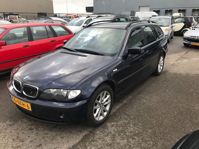 BMW 3-serie Touring 320d Special Edition (EXPORT PRIJS) Info:0655357043