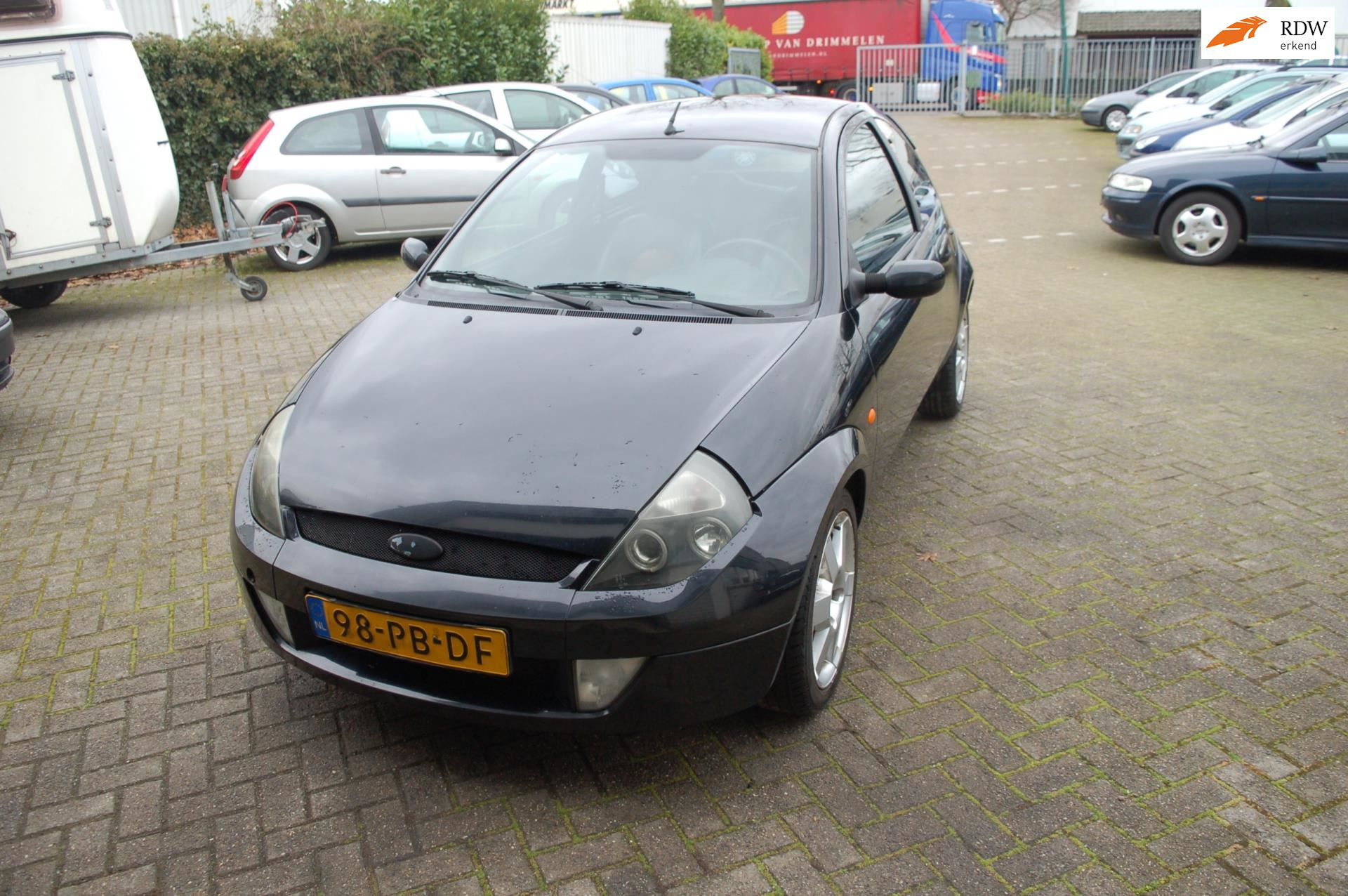 Ford Ka occasion - GJR Occasions