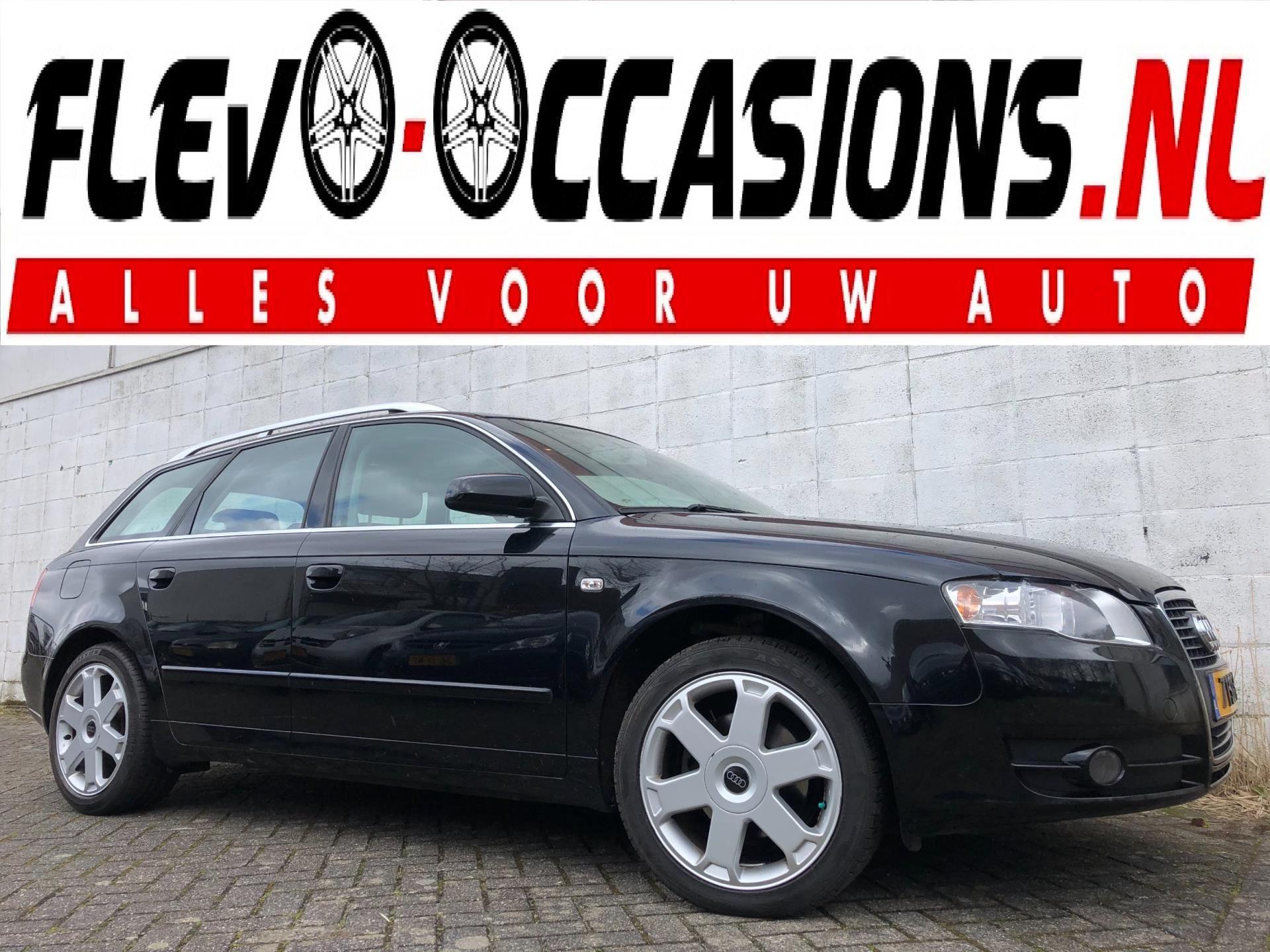Audi A4 Avant occasion - Flevo Occasions
