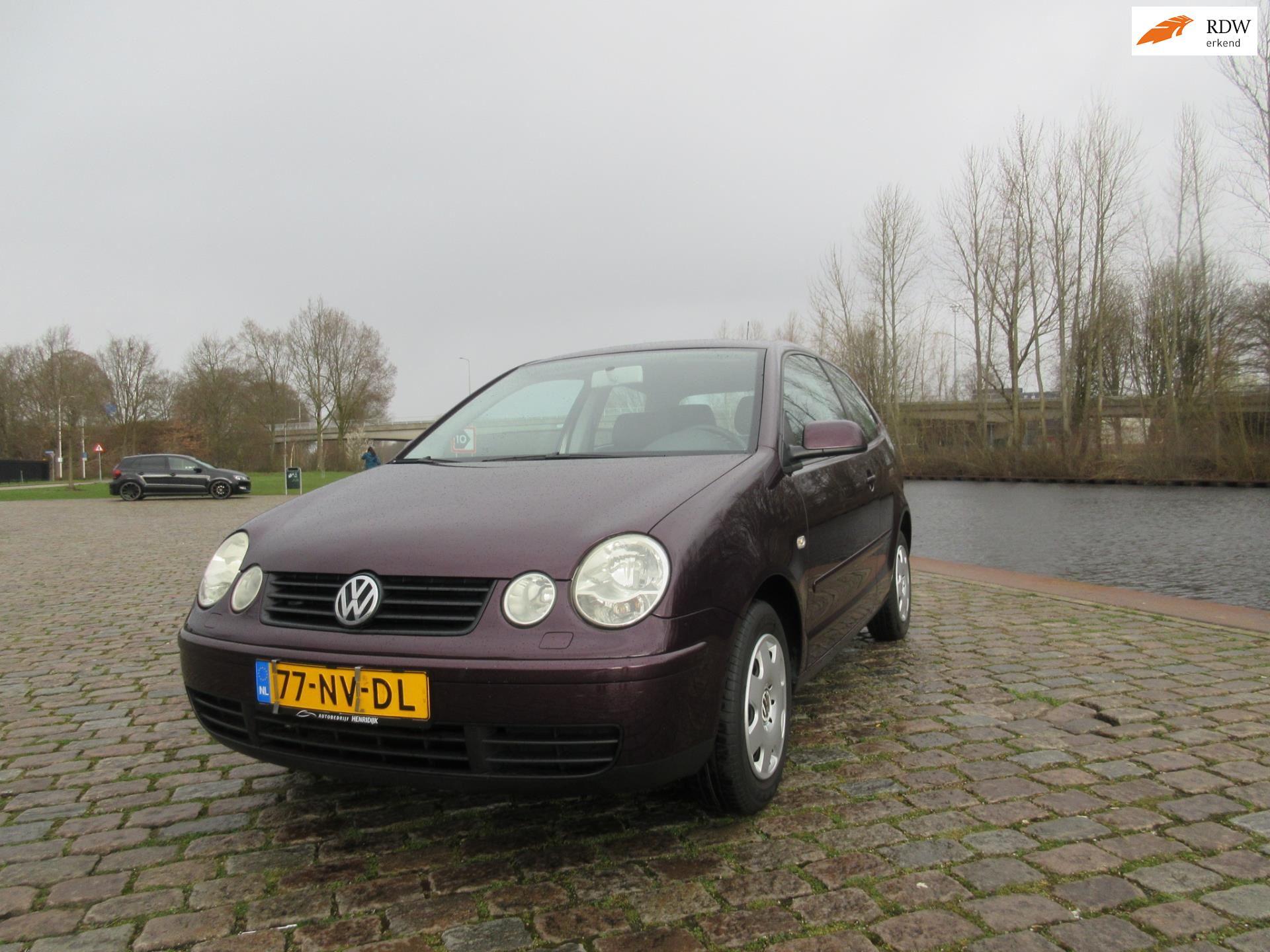 Volkswagen Polo occasion - Autobedrijf van Wezel