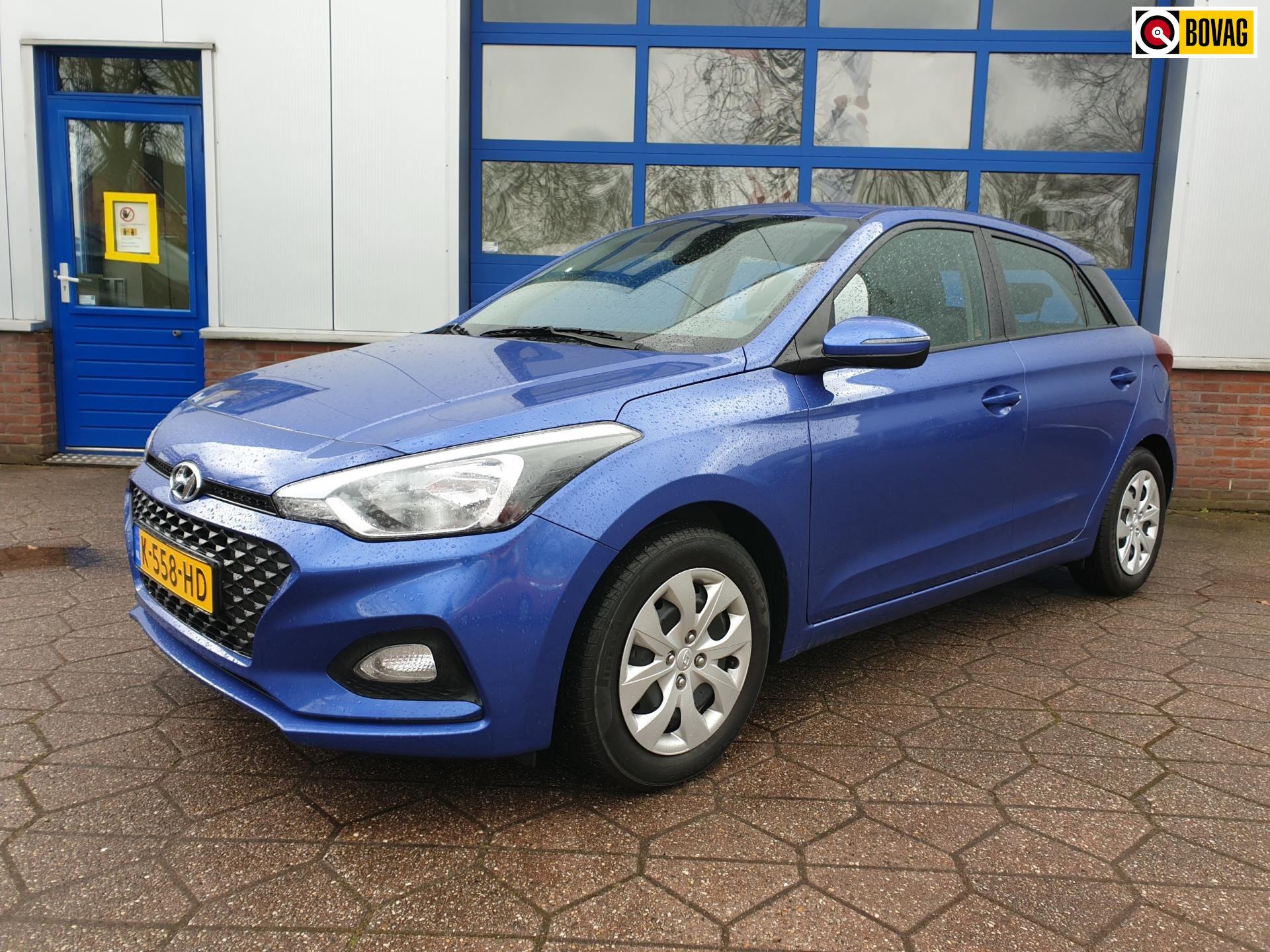 Hyundai I20 occasion - Autobedrijf  Maathuis Hengelo
