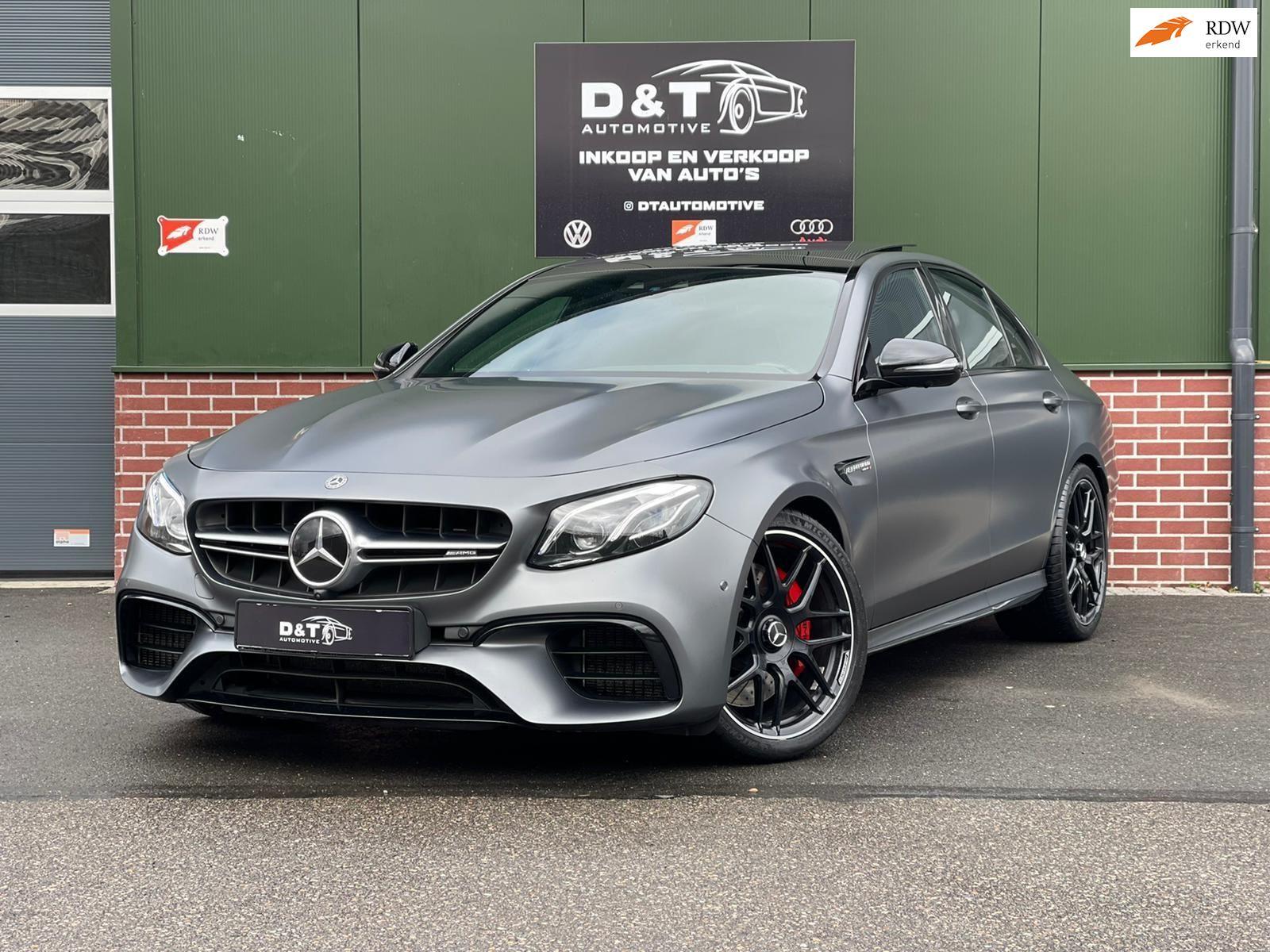 Mercedes-Benz E-klasse occasion - D & T Automotive B.V.