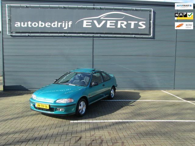 Honda Civic Coupé occasion - Autobedrijf Everts
