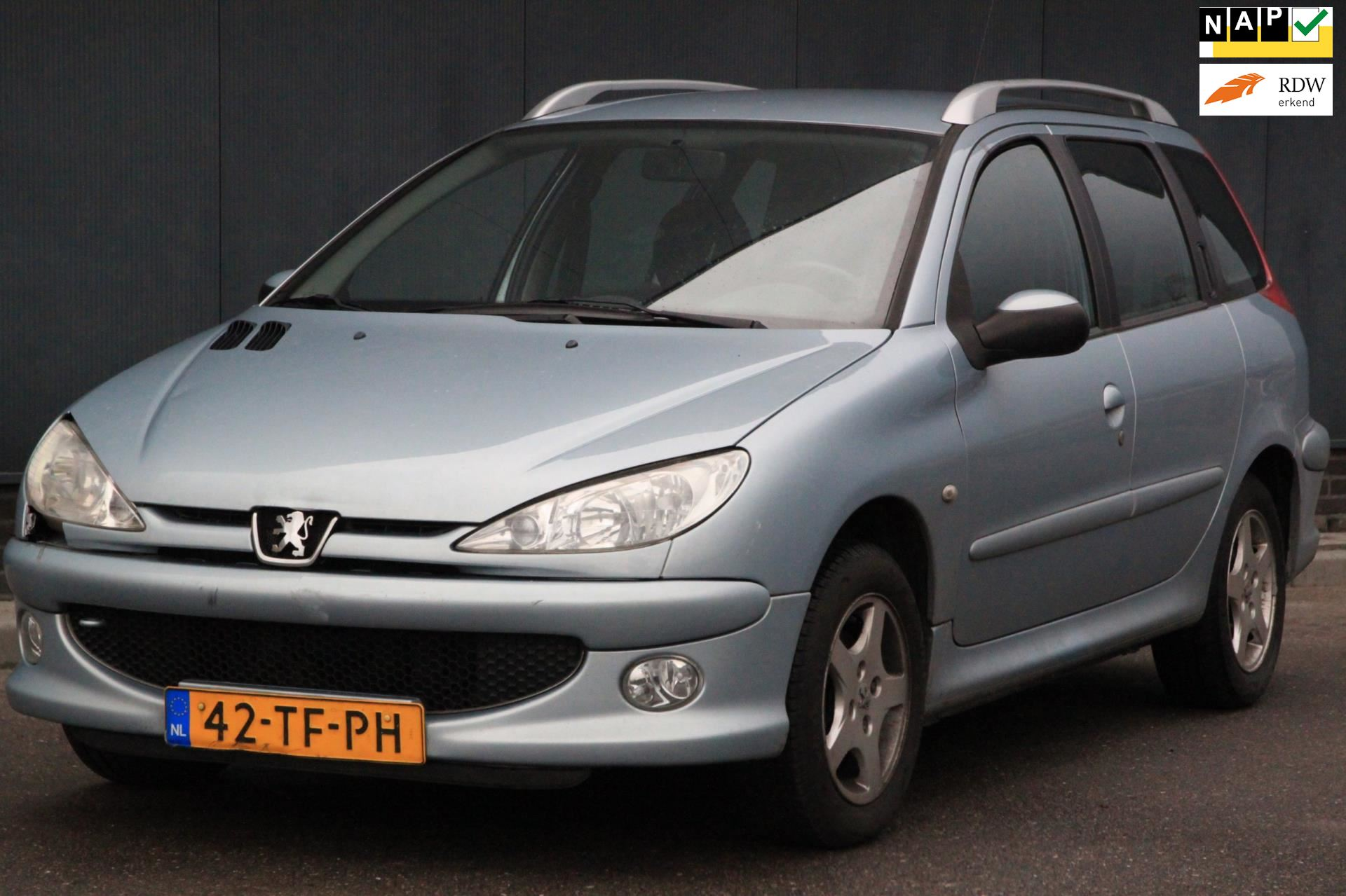Peugeot 206 SW occasion - Auto Hoeve B.V.