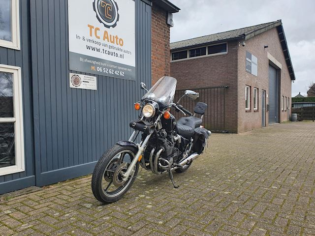 Yamaha Tour XJ 700 XS orgineel