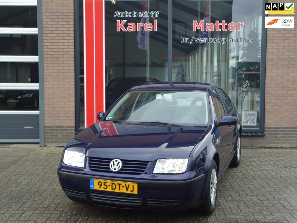 Volkswagen Bora occasion - Autobedrijf Karel Matter
