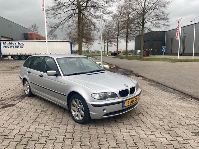 BMW 3-serie Touring 316i Black & Silver/airco/apk/nap