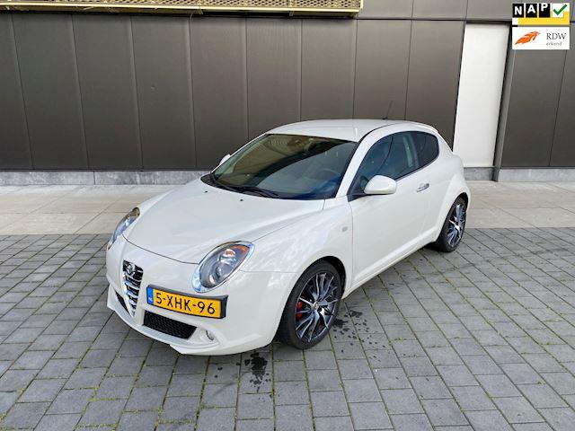 Alfa Romeo MiTo occasion - Zwaard Auto's