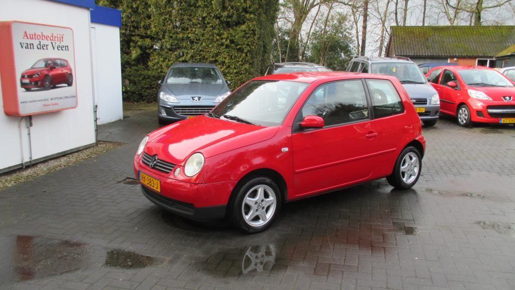 Volkswagen Lupo occasion - Autobedrijf van der Veen v.o.f.