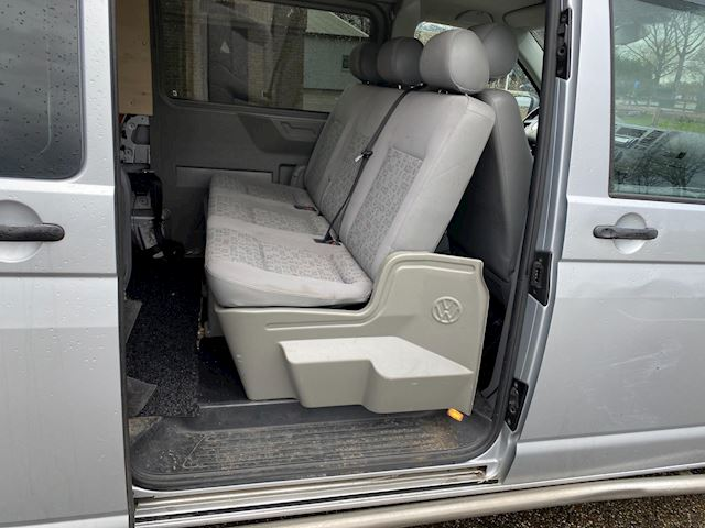 Volkswagen TRANSPORTER TDI 96 KW euro 4 Camper kampeerauto