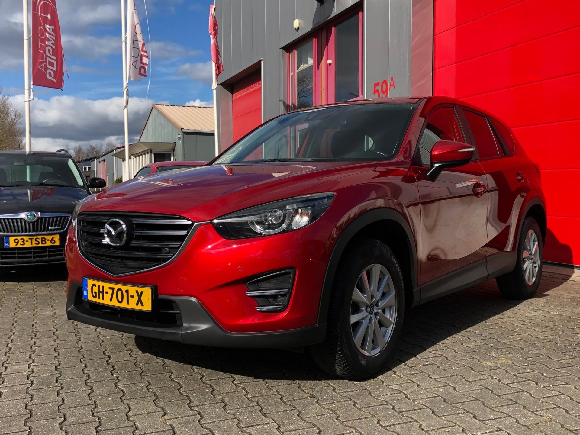 Mazda CX-5 occasion - Auto Popma