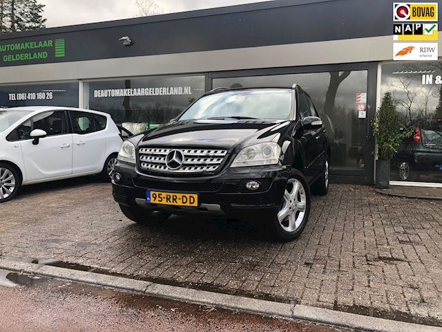 Mercedes-Benz M-klasse 350/Nw Apk/Cruise/Airco/Automaat/Navi