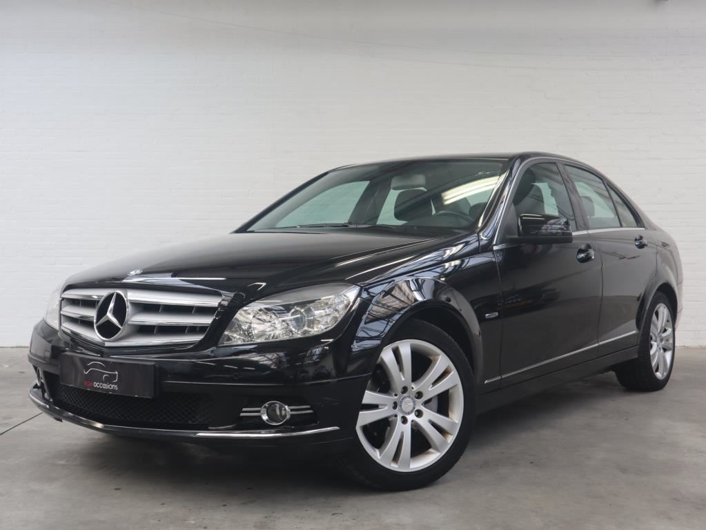 Mercedes-Benz C-klasse occasion - RGH Occasions