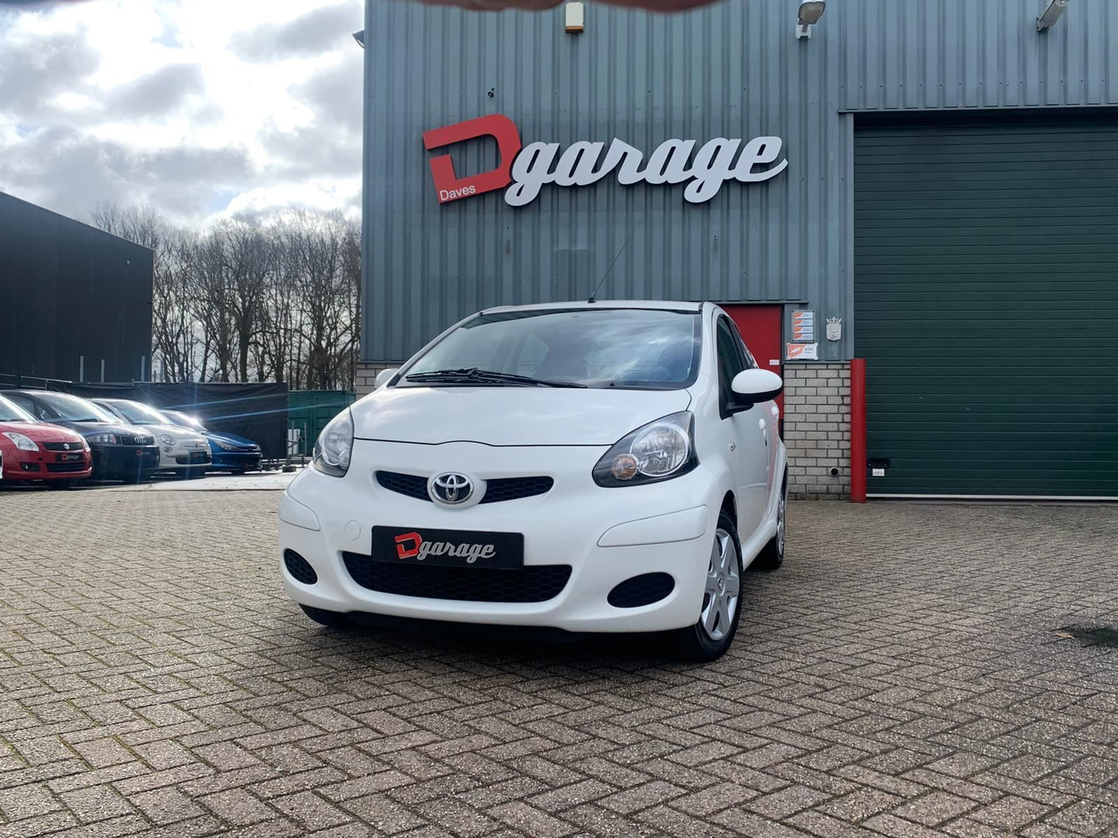 Toyota Aygo occasion - Dave's Garage