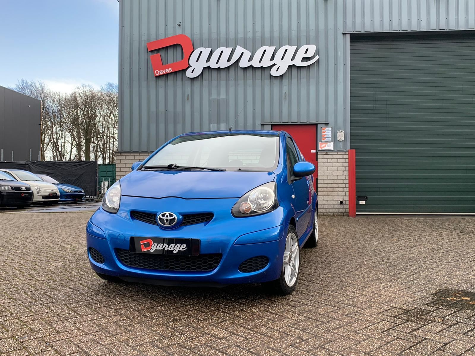 Toyota Aygo occasion - Dave's Garage
