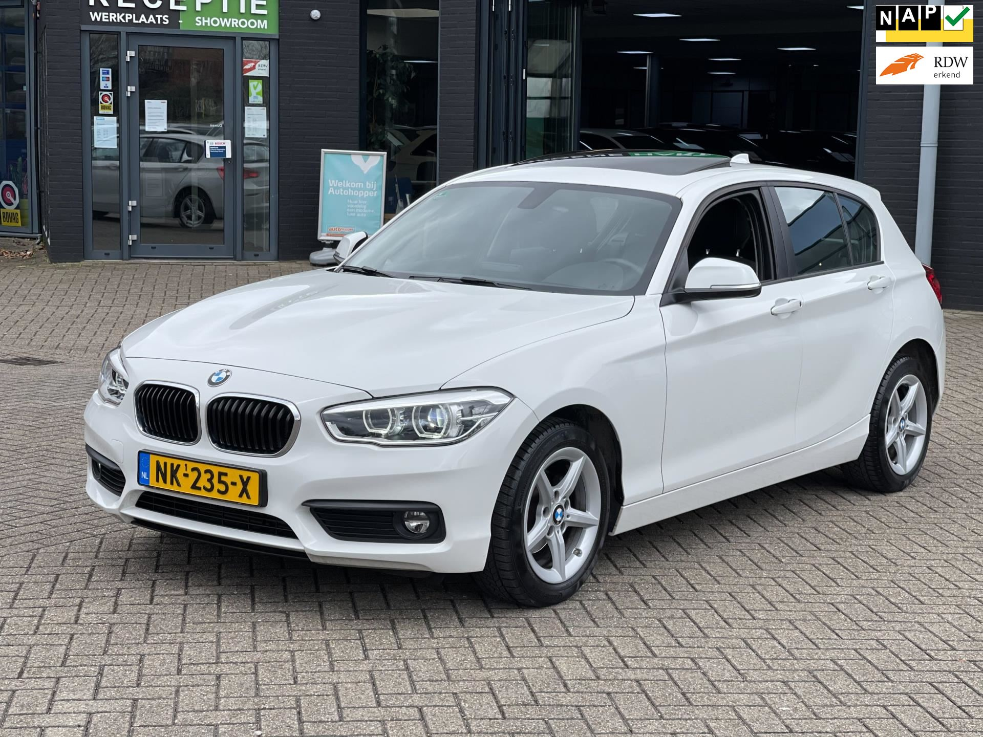 BMW 1-serie occasion - Groene Hart Auto's