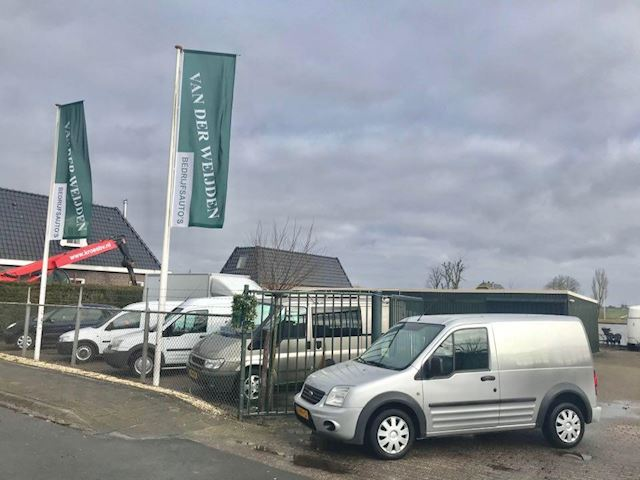 Ford Transit Connect 1.8 TDCi AIRCO/NAVIGATIE/CRUISE/MARGE