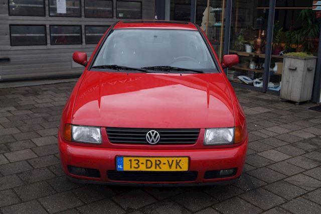 Volkswagen Polo 1.6-16V   Airco   APK 10-2021
