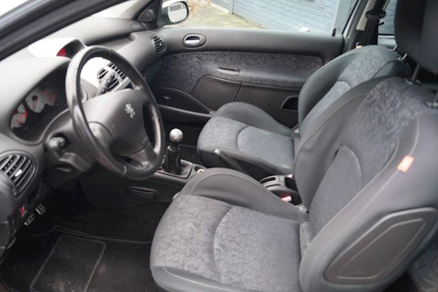 Peugeot 206 1.4-16V Quiksilver   Clima   LMV   NW APK