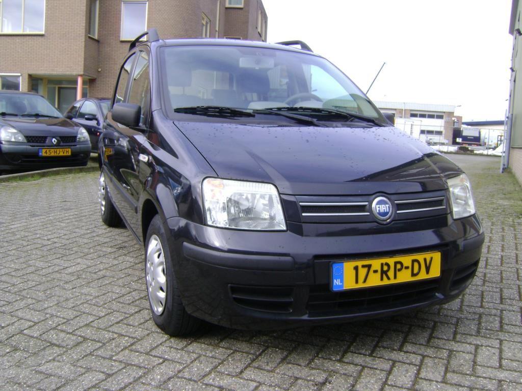 Fiat Panda occasion - Middendorp Auto's