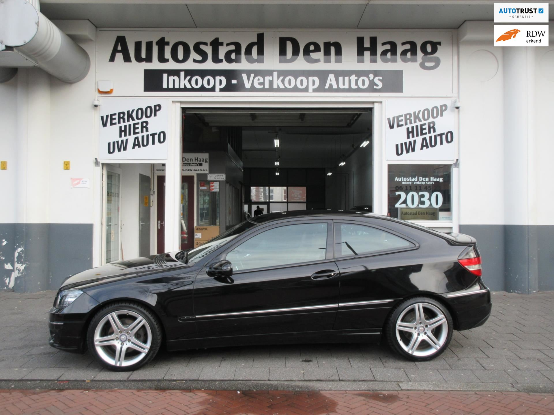 Mercedes-Benz CLC-klasse occasion - Autostad Den Haag
