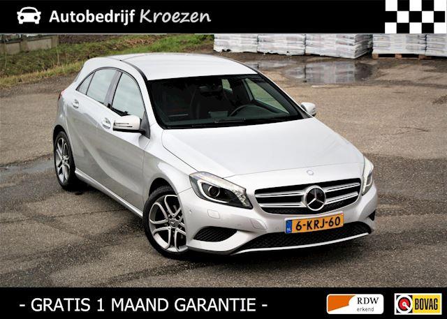 Mercedes-Benz A-klasse 180 Edition Navigatie 4U3 * Org NL auto *
