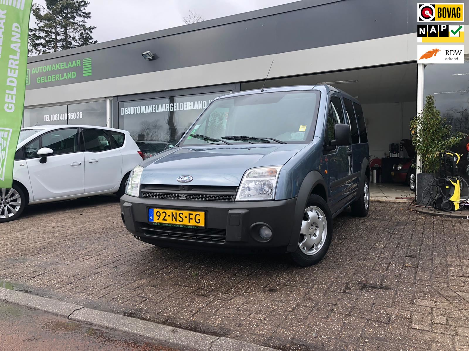Ford Tourneo Connect occasion - De Automakelaar Gelderland