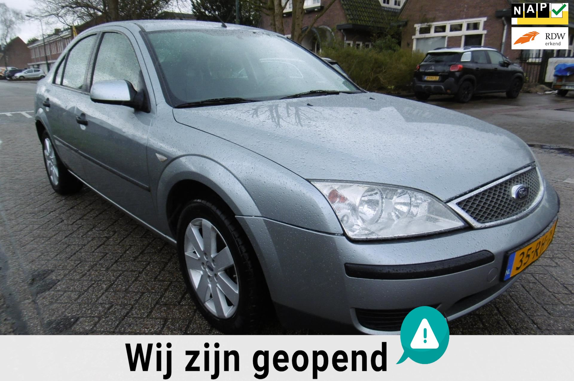 Ford Mondeo occasion - Occasiondealer 't Gooi B.V.