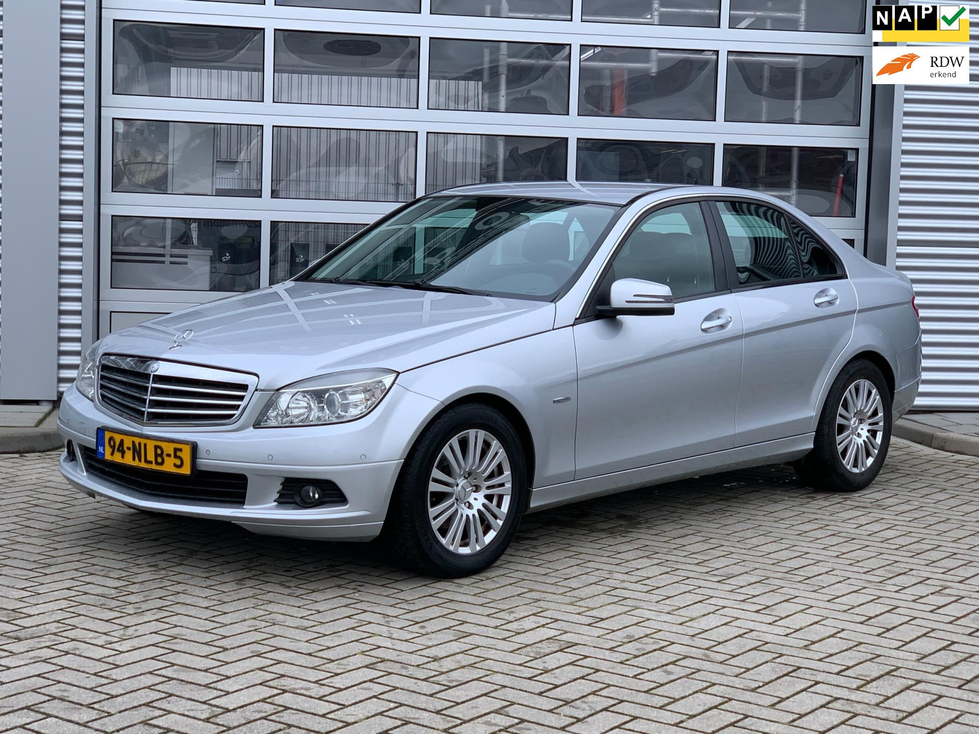 Mercedes-Benz C-klasse occasion - Autobedrijf M. Massop