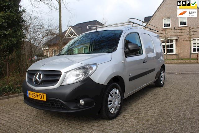 Mercedes-Benz Citan 109 CDI BlueEFFICIENCY Extra Lang  AIRCO    GROOT NAVI