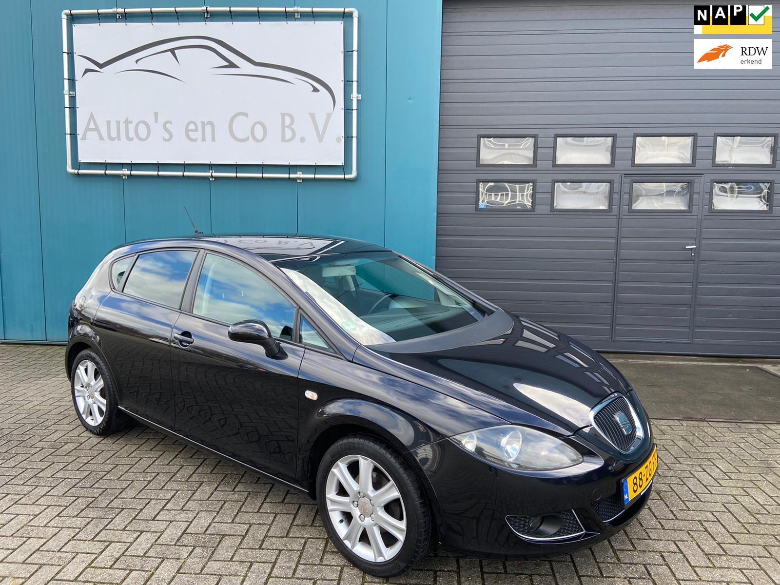 Seat Leon occasion - Auto's en Co B.V.